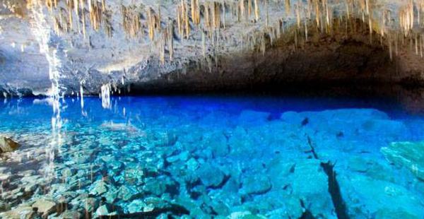 Turismo - Lago Azul